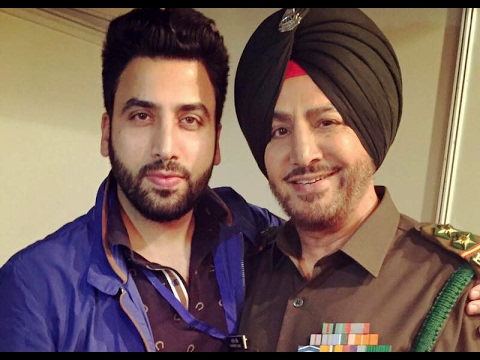 Punjabi Talk || Gurdas Maan With Son Guruckk G Maan
