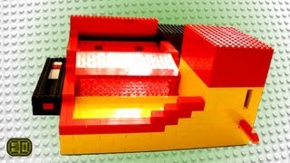 Lego Ball Machine Game