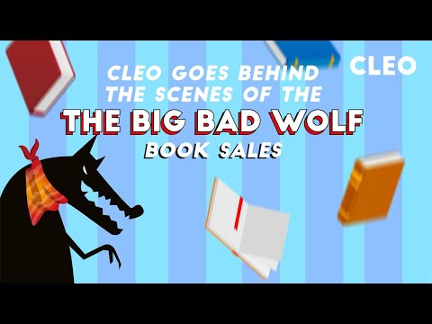 CLEO Goes Behind The Scenes Of Big Bad Wolf Book Sales | CLEO Malaysia