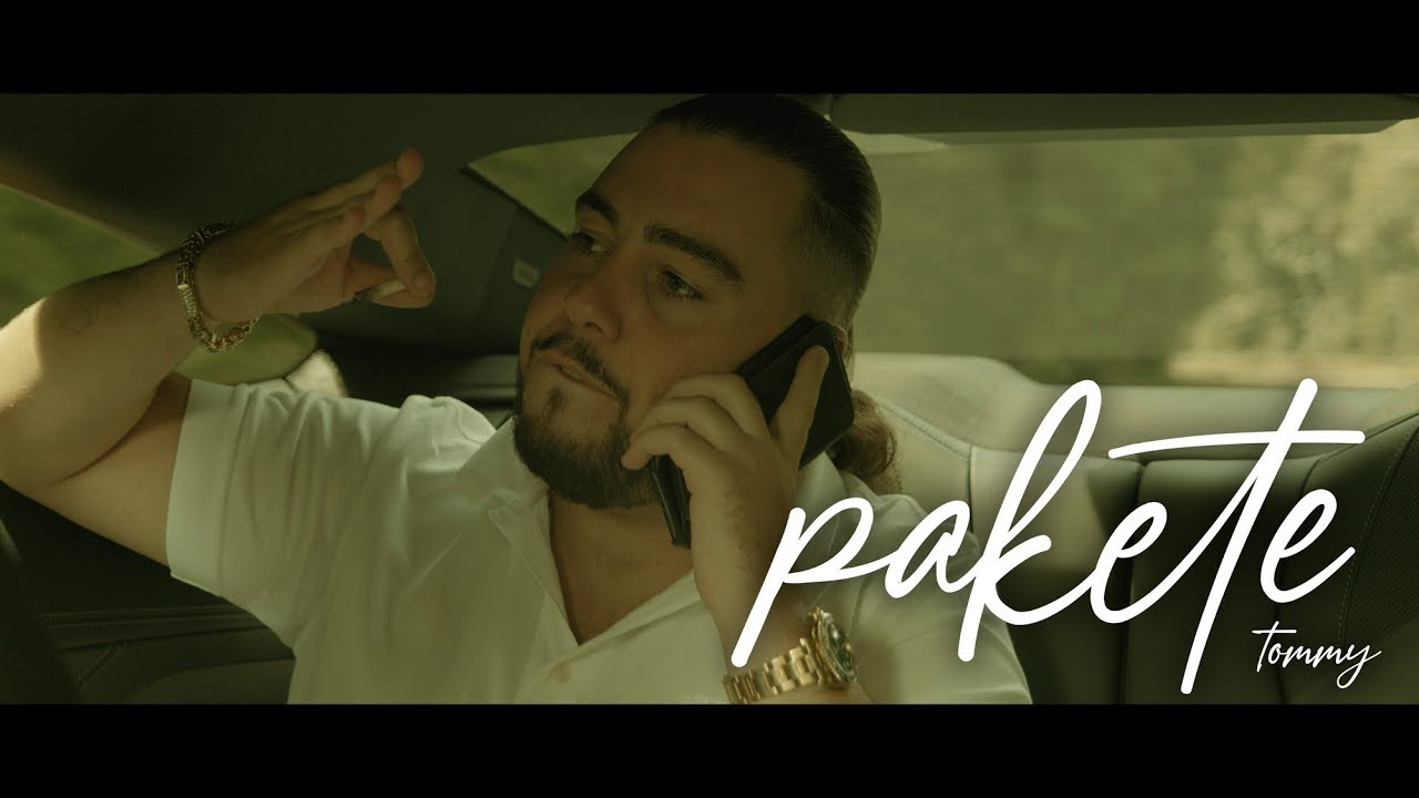 Download TOMMY - PAKETE [Official Video]