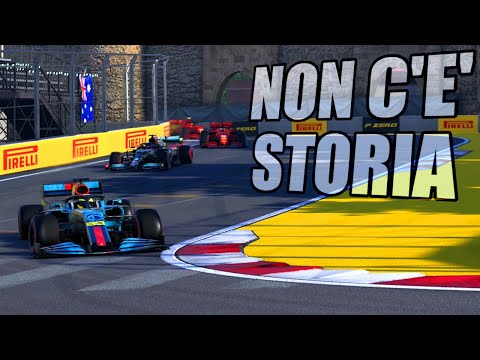F1 2020: GRANDE BAKU! la MACCHINA CRESCE!
