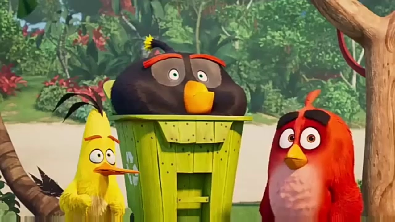 FULL Angry birds 2 primer trailer español
