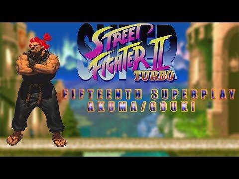 Super Street Fighter II Turbo - Akuma【TAS】