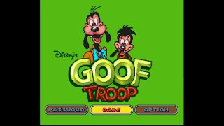 Snes Longplay - Goof troop