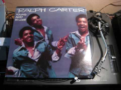 RALPH CARTER  Number one