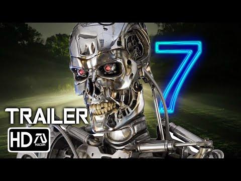 TERMINATOR 7: MAN V MACHINE [HD] Trailer - Arnold Schwarzenegger Action (Fan Made) Movie