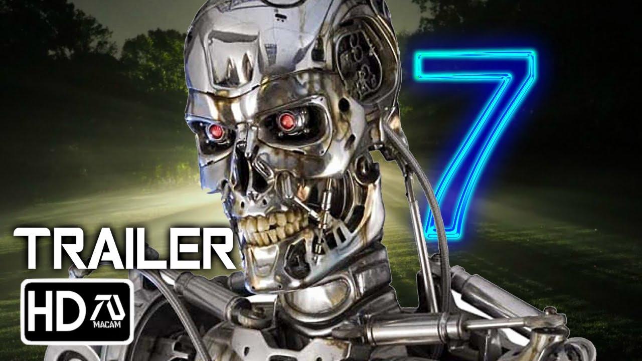 Download TERMINATOR 7: MAN V MACHINE [HD] Trailer - Arnold Schwarzenegger Action (Fan Made) Movie