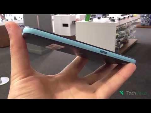 HTC Desire 626G Hands-on video (Greek)