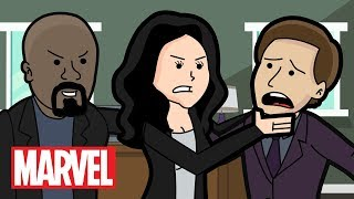 The Story of Jessica Jones In 3 Minutes!