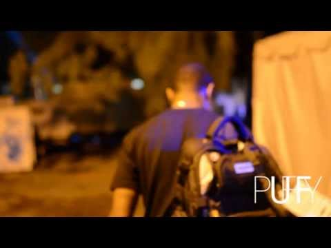 DJ Puffy DREAM Vlog Episode 6 - Barbados Music Factory 2013