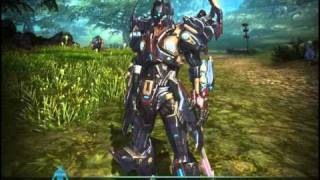 Berkanix Armor
