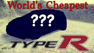 I Bought The Cheapest Honda Type R In The World!! thumbnail