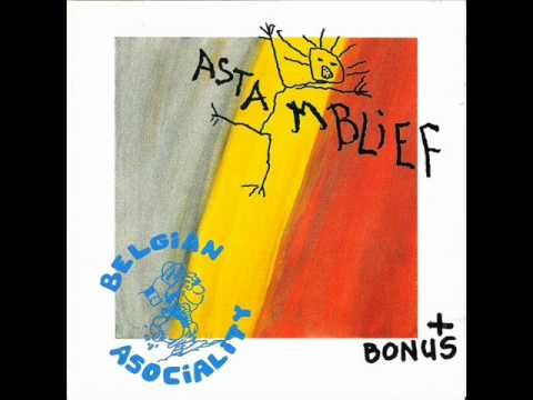 Belgian Asociality - Den Afwas