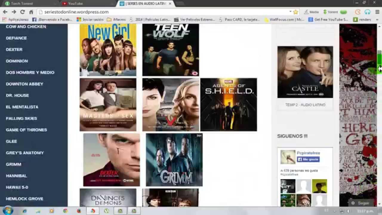 Pagina Para Ver Series En Español Latino Totalmente Gratis Youtube
