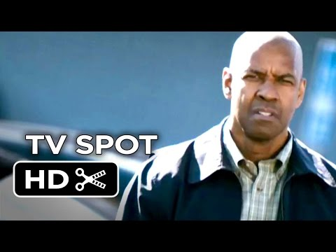 The Equalizer TV SPOT - Action (2014) - Denzel Washington Movie HD