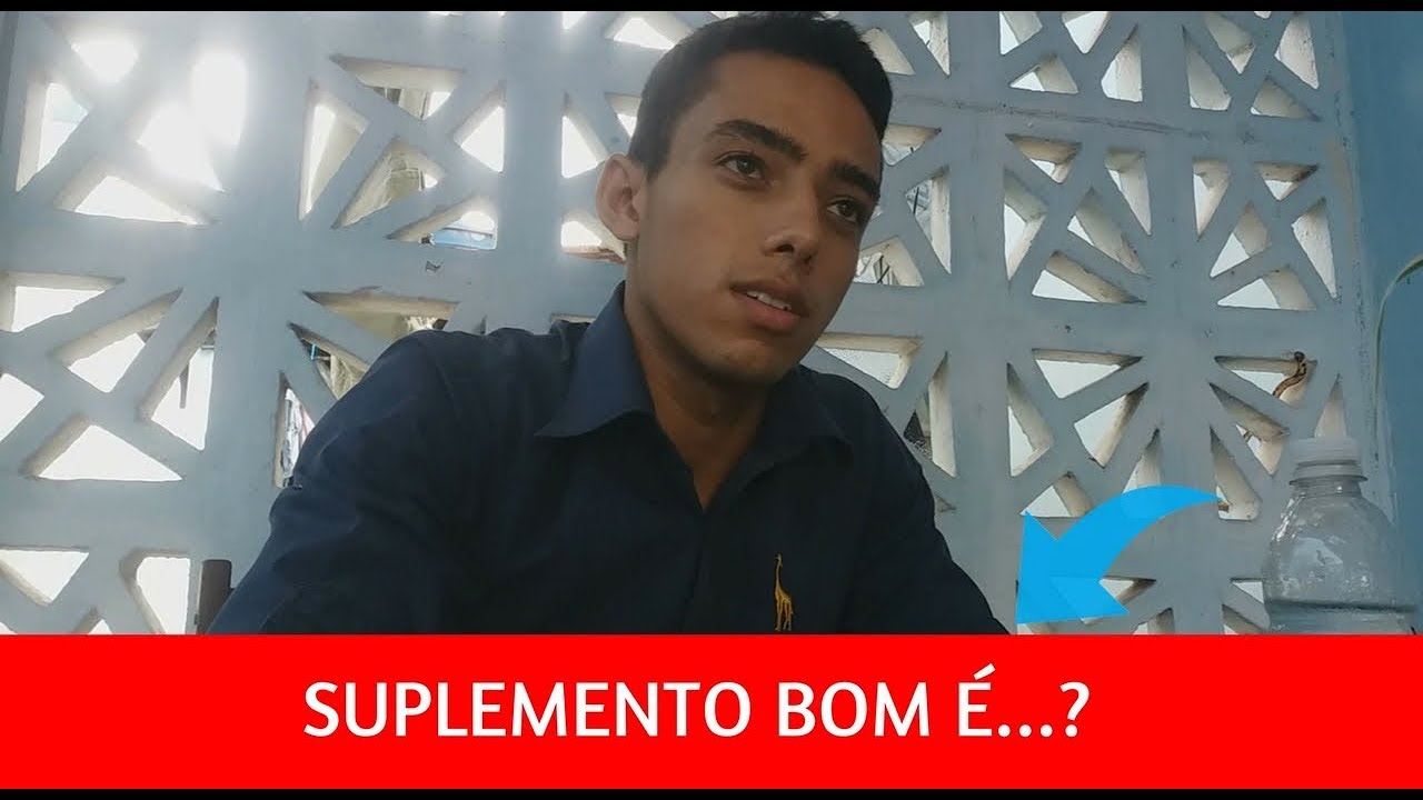 Qual suplemento bom youtube for Suplemento wc