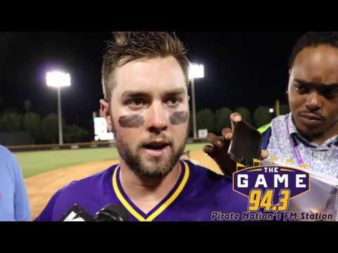 ECU Baseball - Post Game vs. NC State 4/26/17