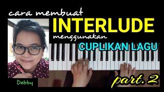 Gambar cover INTERLUDE part 2 dengan cuplikan lagu