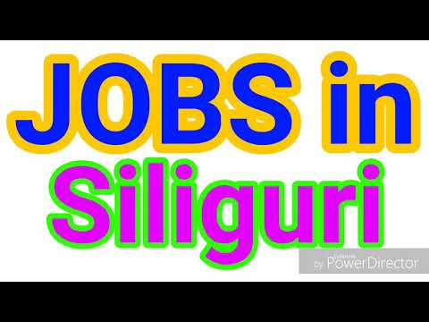 JOBS in SILIGURI | LATEST JOBS | All Nationality Can Apply | JOBS TODAY