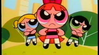 The Powerpuff Girls (1998) Trailer (VHS Capture)