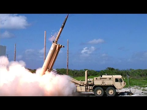 United States' Last Defense Against Foreign Aggression: Missile Defense System Test