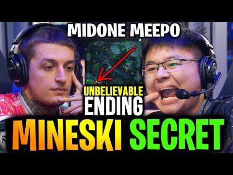 SECRET vs MINESKI