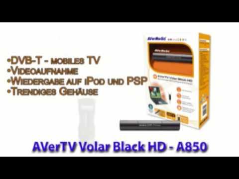 AVerMedia A835 AVerTV Volar HD (PRO) installation guide