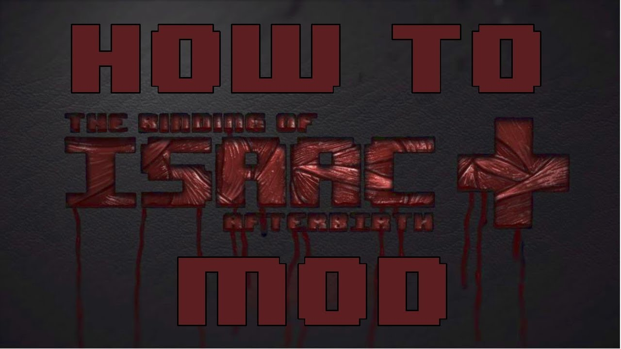 binding of isaac afterbirth mods download