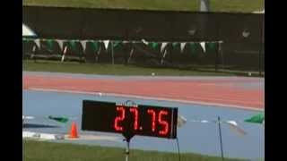 Northeast Youth Invitational - Icahn Stadium - Bantam Boys 200m - Adrian Taffe