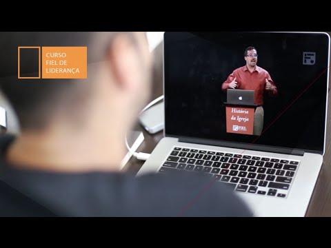 Видео Curso fiel de liderança