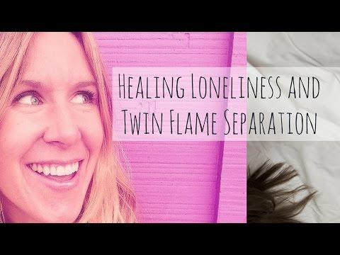 Healing Twin Flame Separation