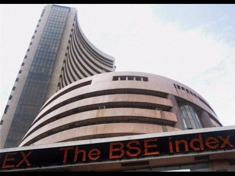BSE Sensex drops 130 points, while rupee also falls