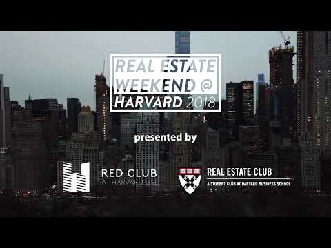 Harvard Real Estate Weekend x Startup Cities | NYC Real Estate Tech Panel