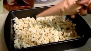 Chocolate Covered Popcorn!