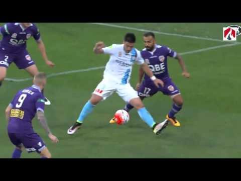 Bruno Fornaroli Skills and Goals 2015/16