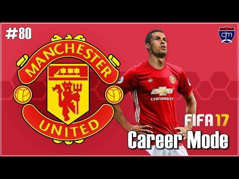FIFA 17 Manchester United Career Mode: Matteo Darmian Cedera Parah #80 (Bahasa Indonesia)