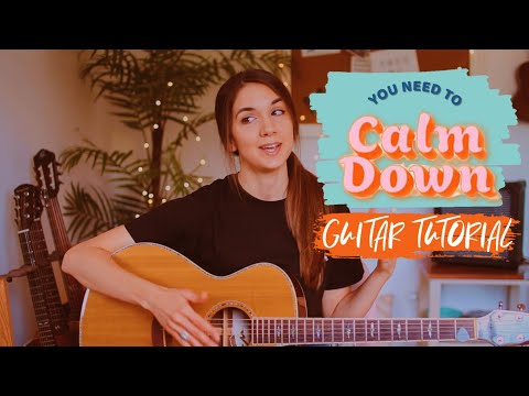 you-need-to-calm-down---taylor-swift-|-guitar-tutorial