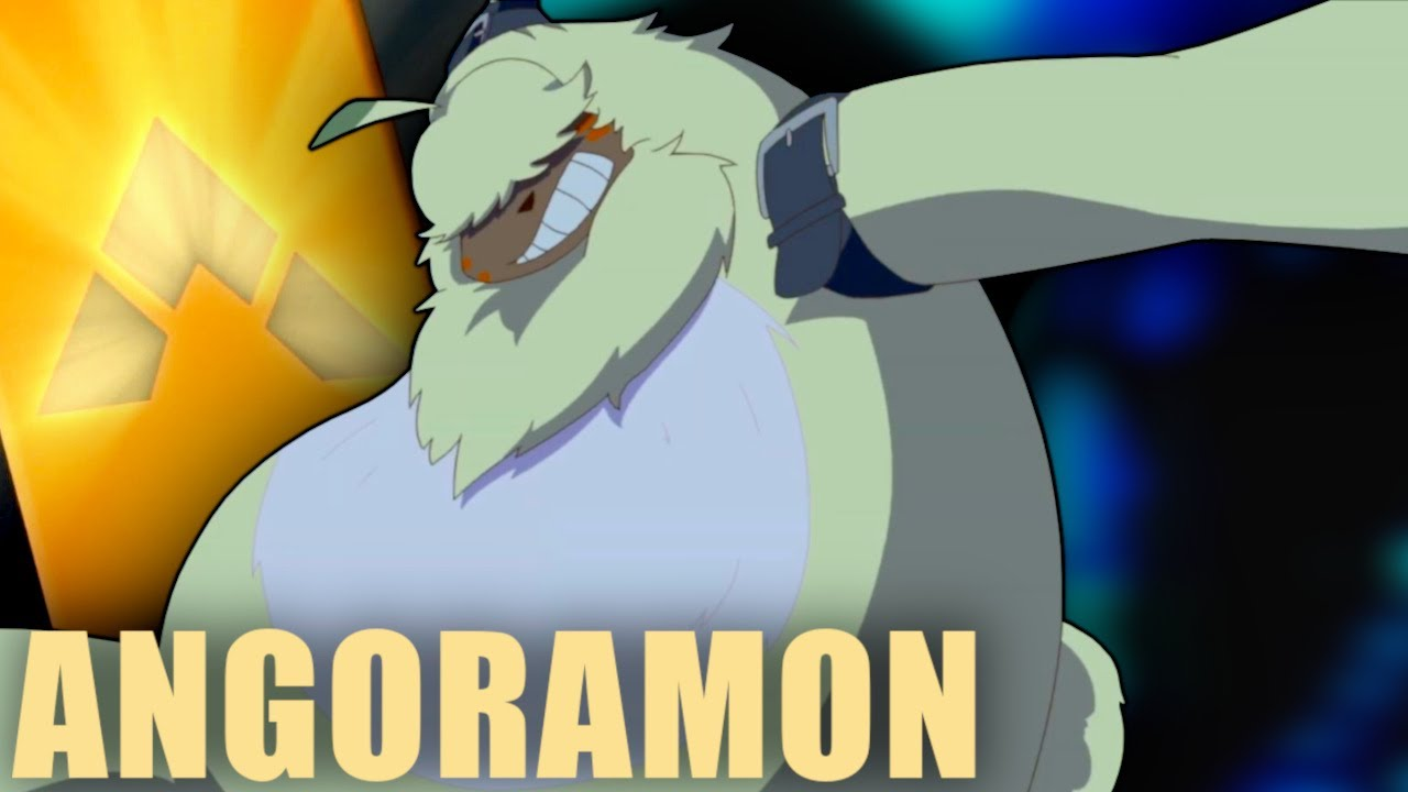 Download The New Digimon Partner Angoramon! Episode 3 Digimon Ghost Game Review