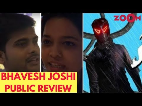 Bhavesh Joshi Superhero Public Review | Harshvardhan Kapoor | Hit Or Flop?