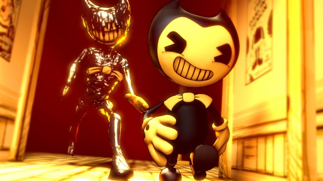 Bendy And The Ink Machine Song Underground By Gm Batim