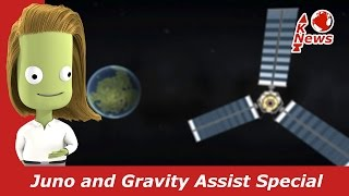 Juno and Gravity Assists | KNews Special