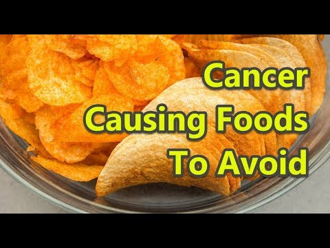 Top 10 Cancer Causing Foods To Avoid