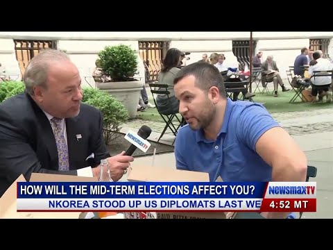 Retired Detective Bo Dietl Talks with New Yorkers about Free Education