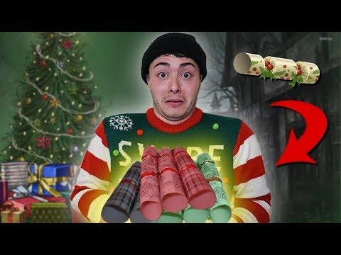 DO NOT OPEN DARK WEB CHRISTMAS CRACKERS! (MYSTERY BOX)
