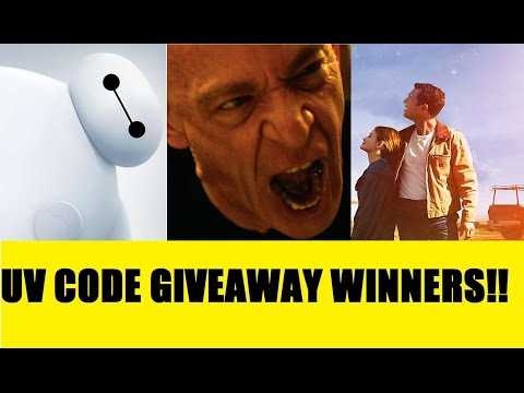1K Subscriber UV Code Giveaway WINNERS/Shoutouts to all participants/Channel Update