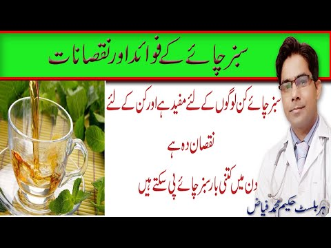 8 Health Benefits of Green Tea & Side effects of Green Tea | How to Drink it by Dr Fayyaz