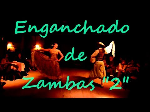 """Enganchado de folklore 2018 """"Zambas"""""""