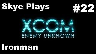 XCOM Enemy Unknown Gameplay Part 22► Mission 19: Were YOU Chosen? ►Ironman