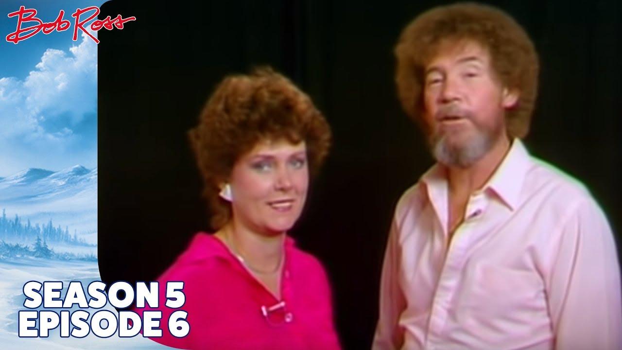 Download Bob Ross - Ocean Sunrise (Season 5 Episode 6)