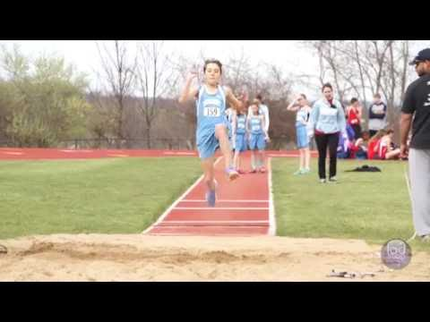 2016 Suncrest Middle School Track and Field (Slow Motion)